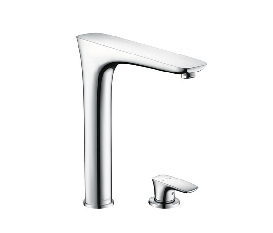 Hansgrohe PuraVida 2-Hole Single Lever Kitchen Mixer DN15 by Hansgrohe | Kitchen taps