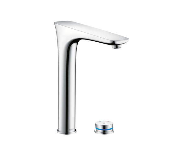 Hansgrohe PuraVida Electronic Kitchen Mixer DN15 with 230V mains connection by Hansgrohe | Kitchen taps