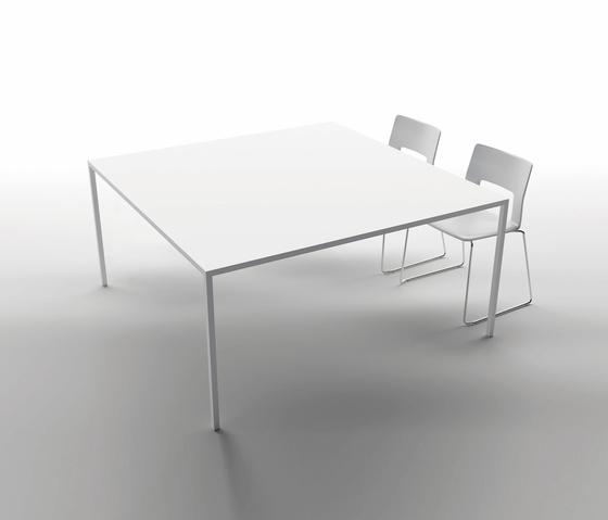 25 Di Desalto Square Table Rectangular Table Prodotto