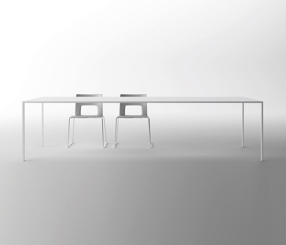 25 rectangular table di Desalto | Scrivanie individuali