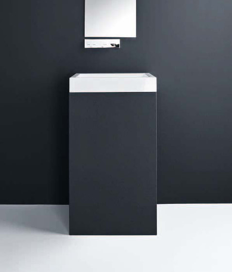 Marte Uno by Mastella Design | Vanity units