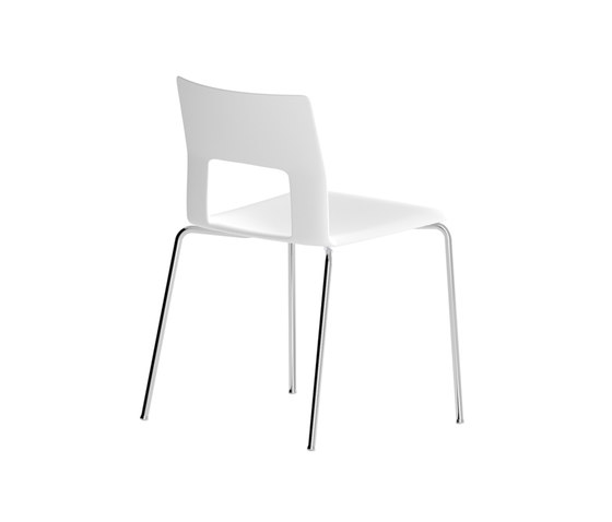 Kobe chair by Desalto | Multipurpose chairs