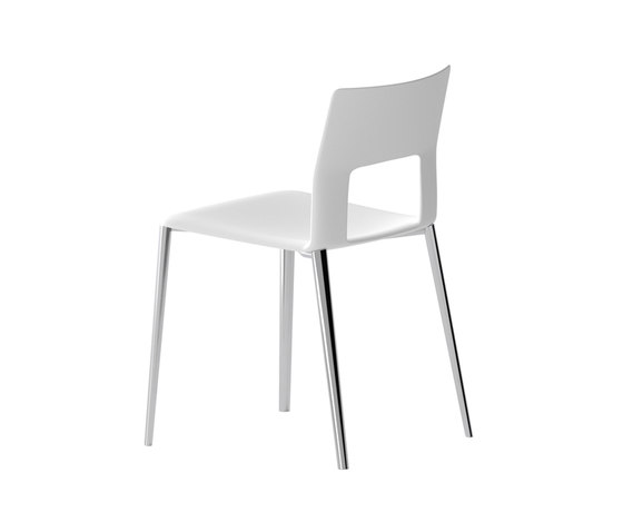 Kobe chair by Desalto   Multipurpose chairs