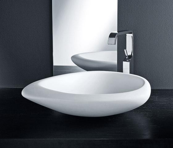 Sasso von Mastella Design | Waschtische