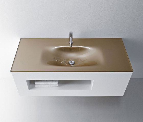 Spring di Mastella Design | Mobili lavabo