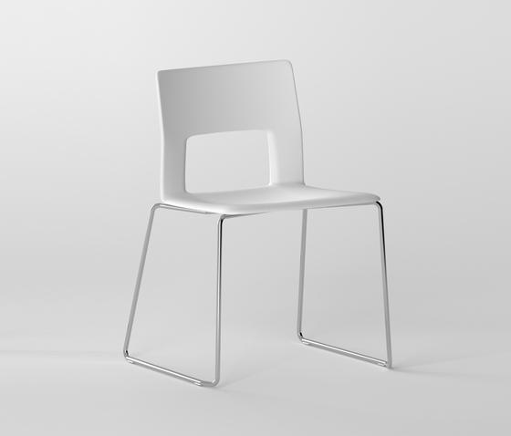 Kobe by Desalto | Multipurpose chairs