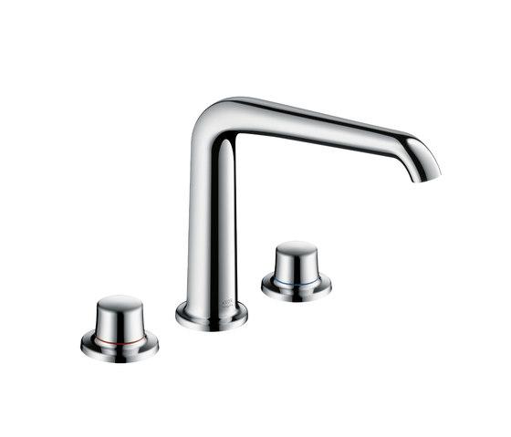 AXOR Bouroullec 3-Loch Waschtischarmatur 195 ohne Zugstange DN15 von AXOR | Waschtischarmaturen
