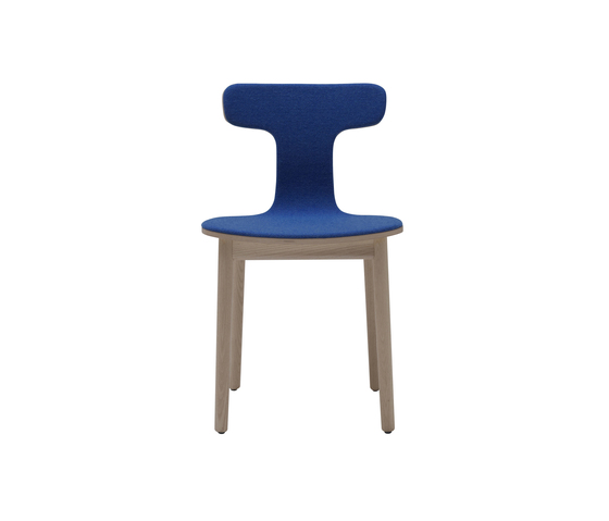 Bac One by Cappellini | Restaurant chairs