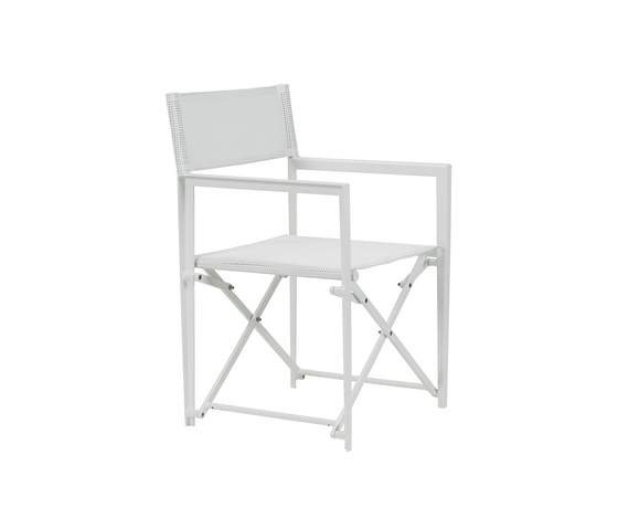 Little-L Director Chair by Royal Botania | Garden chairs