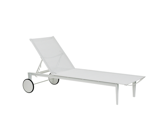 Little-L Sunlounger by Royal Botania | Sun loungers