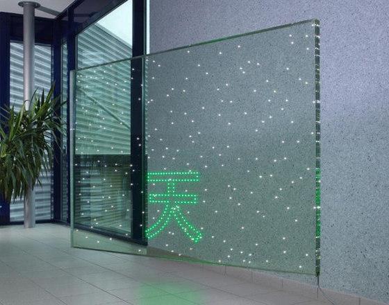 powerglass® balustrade: Galeries Lafayette de Peter Platz Spezialglas | Glass balustrade panels