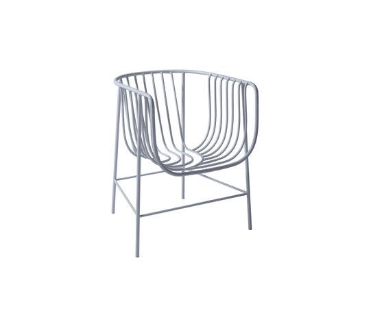 Sekitei by Cappellini | Garden armchairs
