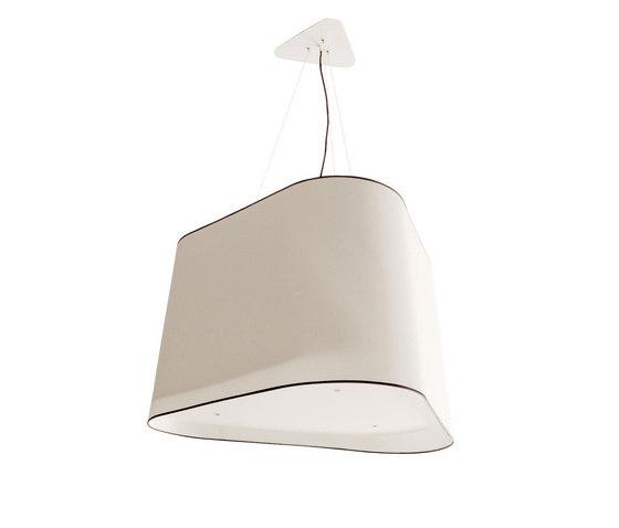 Nuage Pendant light XXL von designheure | Allgemeinbeleuchtung