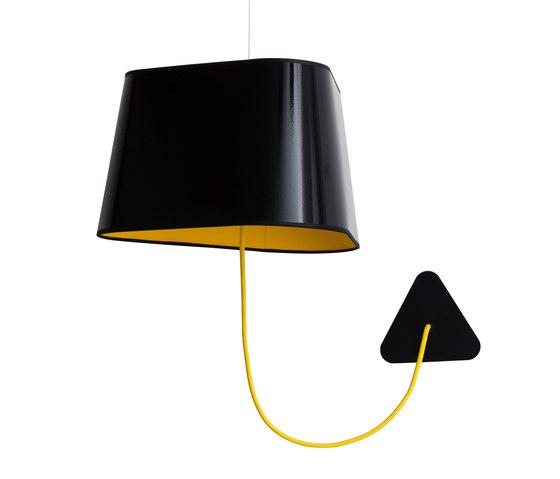 Nuage Suspension déportée grand de designheure | Éclairage général