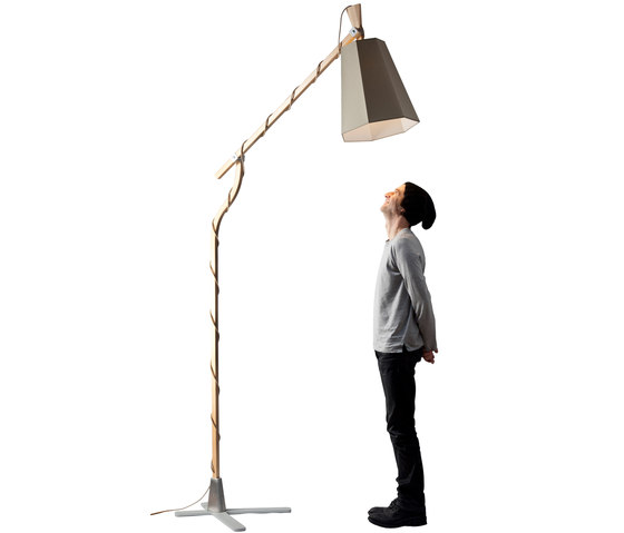 LuXiole Floor lamp by designheure | General lighting