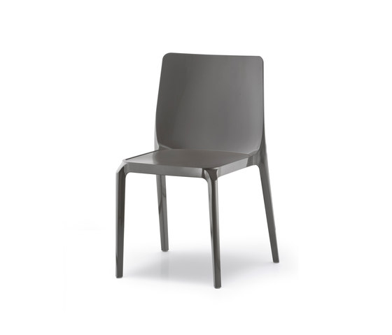 Blitz 640 by PEDRALI | Multipurpose chairs