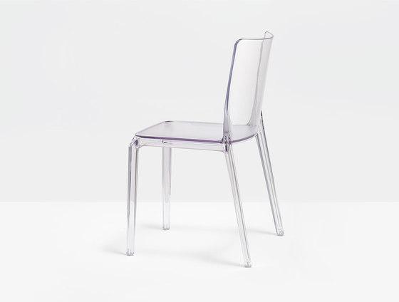Blitz 640 by PEDRALI | Multipurpose chairs