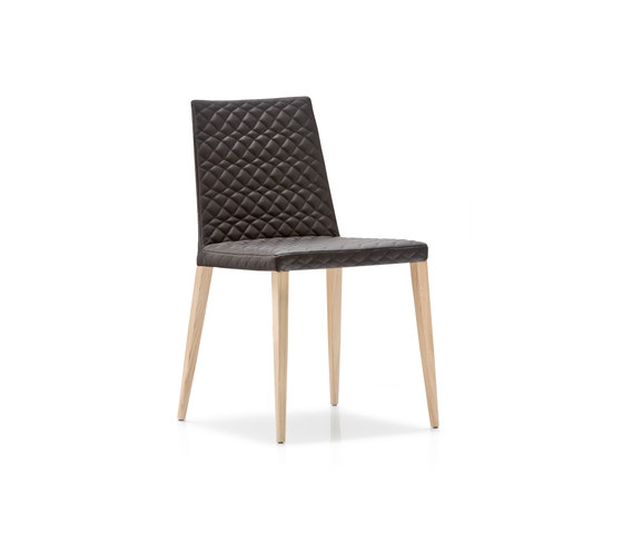 Dress 531* by PEDRALI | Restaurant chairs