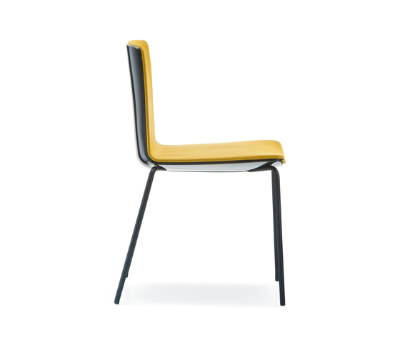 Noa 725 by PEDRALI | Visitors chairs / Side chairs