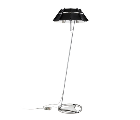 Chapeau floor by Slamp | General lighting