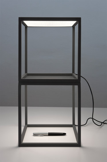 BlancoWhite C1 Table by Santa & Cole | Lighting objects