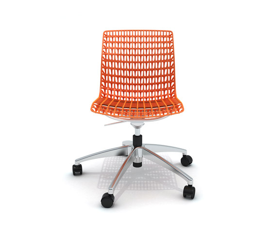 Moiré chair by MOVISI | Task chairs
