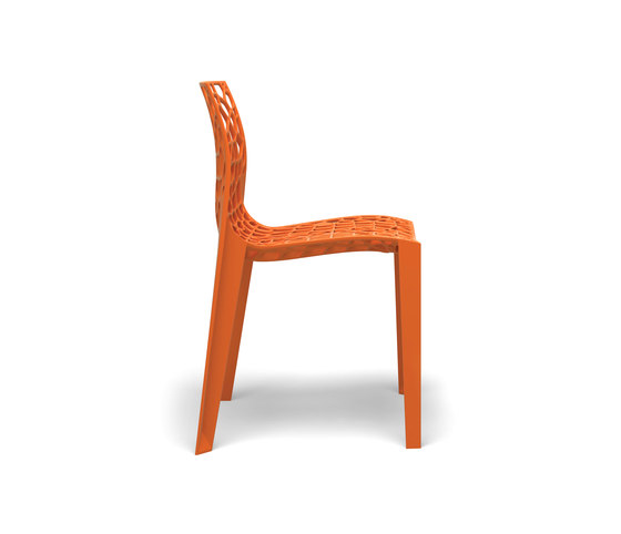 Coral chair di MOVISI | Sedie multiuso