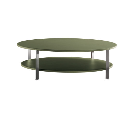 Regolo by Poltrona Frau | Lounge tables