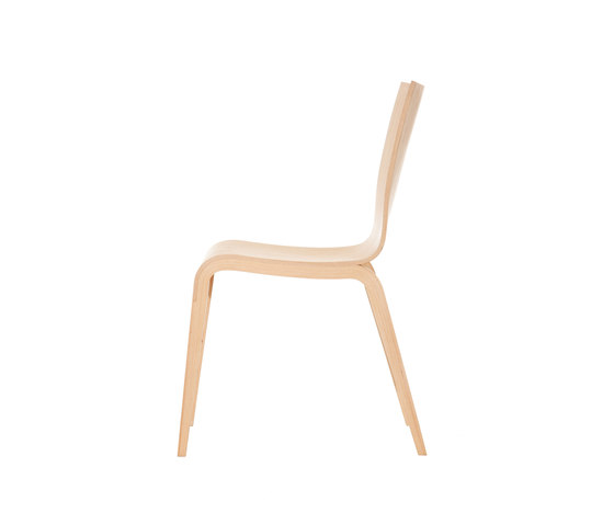 Simple Chair by TON | Chairs