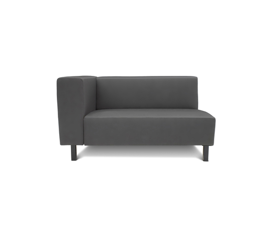 24/7 Medium with 1 arm by Design2Chill   Modular seating elements