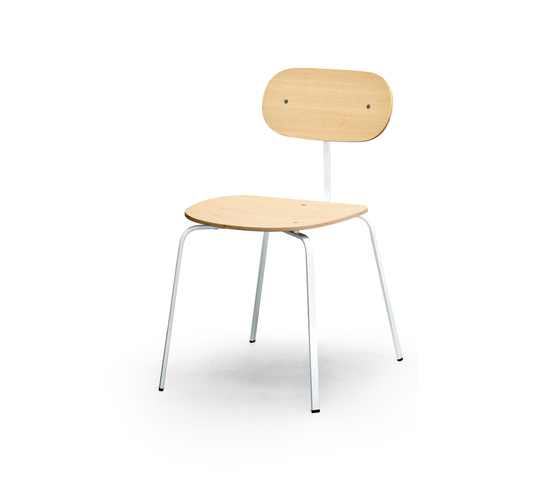 T-Chair von Tacchini Italia | Restaurantstühle
