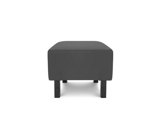 24/7 Hocker small von Design2Chill | Poufs / Polsterhocker
