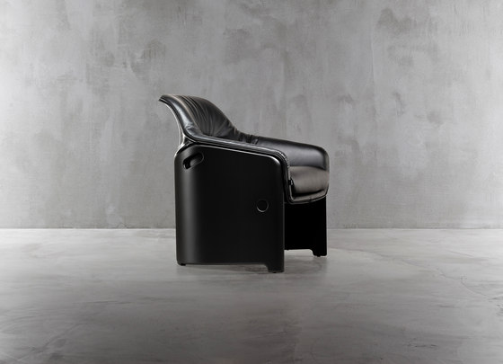 Avus Club chair 1920-12 de Plank | Fauteuils d'attente