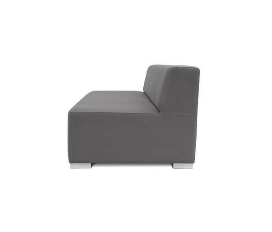 Block 90 3 Seater by Design2Chill | Modular seating elements