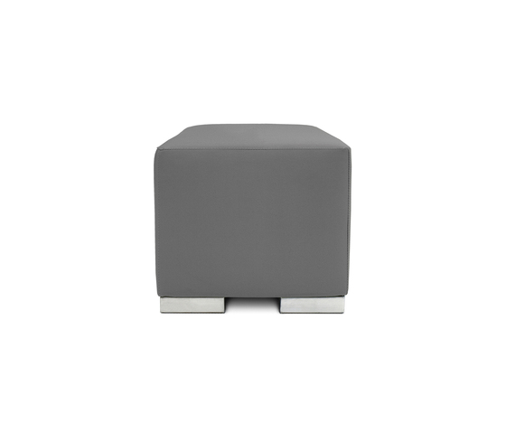 Block 90 Hocker 45 di Design2Chill | Pouf
