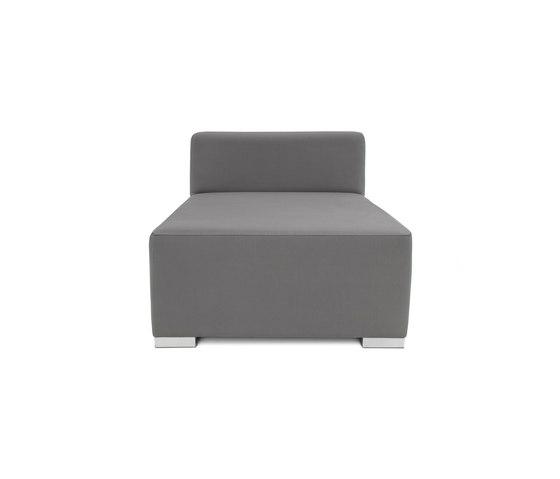 Block 90 Longchair di Design2Chill | Elementi di sedute componibili