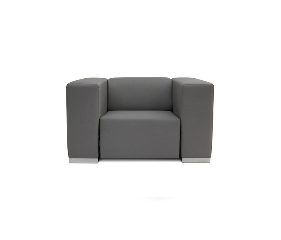Merano 1 Seat de Design2Chill | Fauteuils de jardin