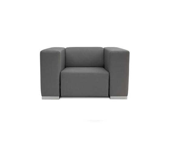 Merano 1 Seat by Design2Chill | Garden armchairs