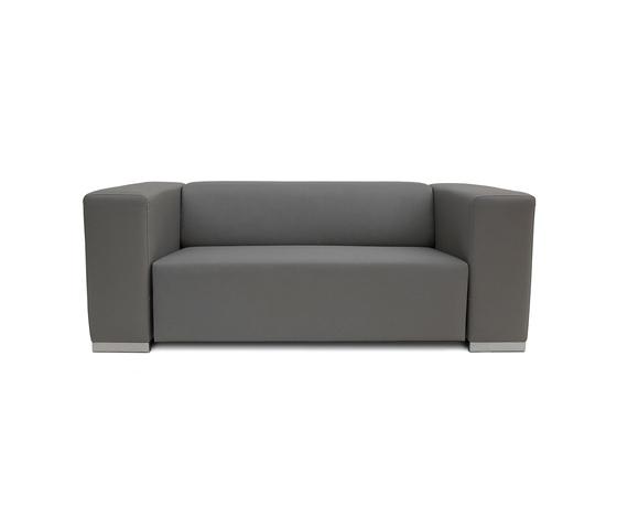 Merano 2 Seater by Design2Chill | Garden sofas
