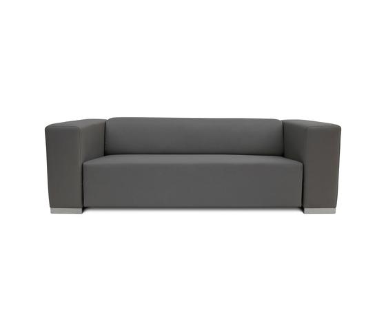 Merano 2,5 Seater by Design2Chill | Garden sofas