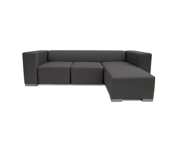 Merano de Luxe by Design2Chill | Garden sofas