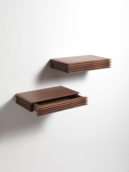 Lineas by Porada | Wall shelves