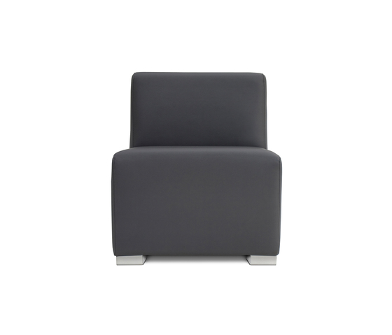 Square 1 Seat by Design2Chill | Modular seating elements