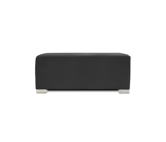 Square Hocker 90/60 de Design2Chill | Poufs