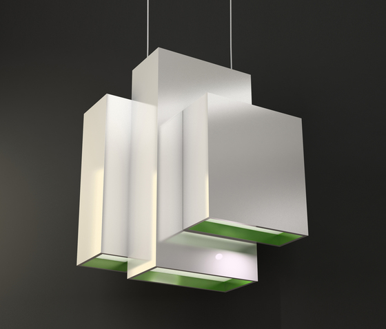 Blox Suspended Lamp by Quasar | General lighting