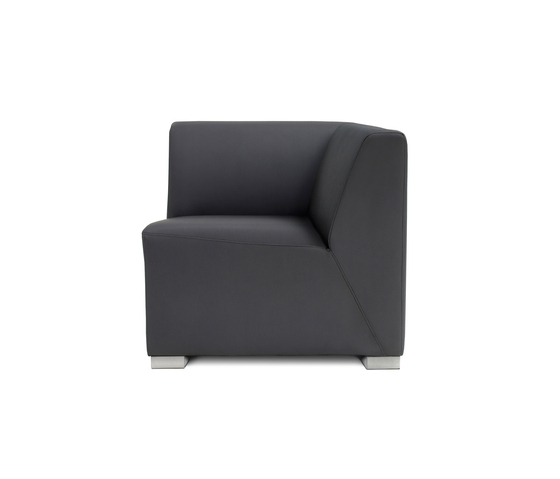 Square Corner by Design2Chill | Modular seating elements