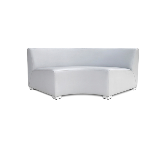 Square Quarter round by Design2Chill | Benches