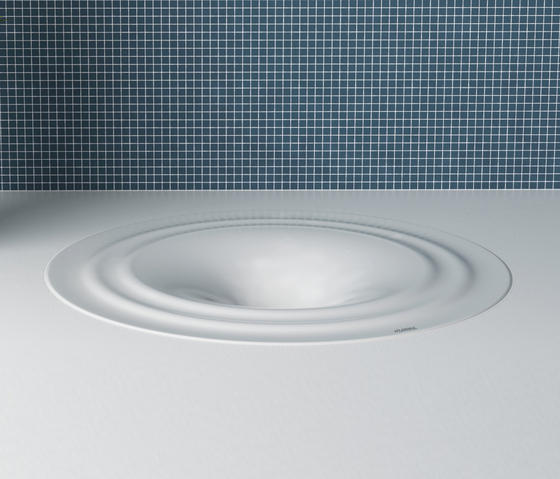 Origine basin by Ceramica Flaminia | Wash basins