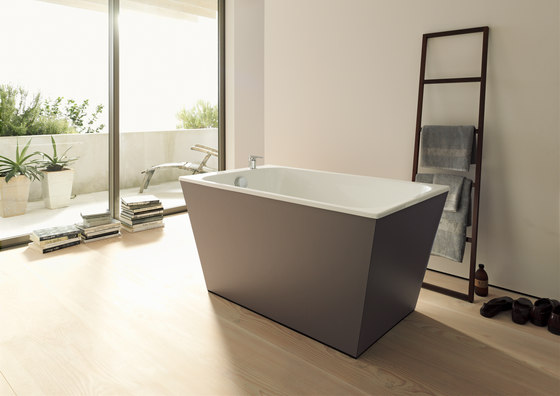 Onto - Bathtub by DURAVIT | Free-standing baths