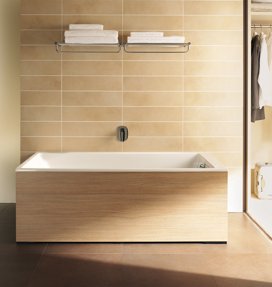 Onto - Bathtub by DURAVIT | Bathtubs rectangular
